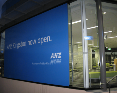 Anz Printed Film